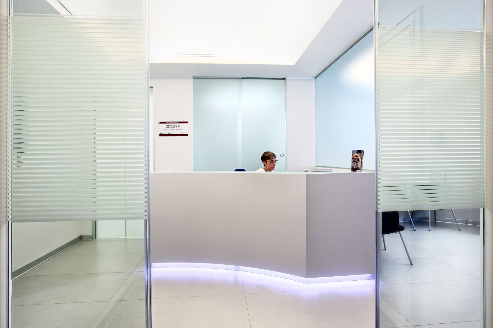 Studio-Odontoiatrico-Crea-Viterbo-Reception