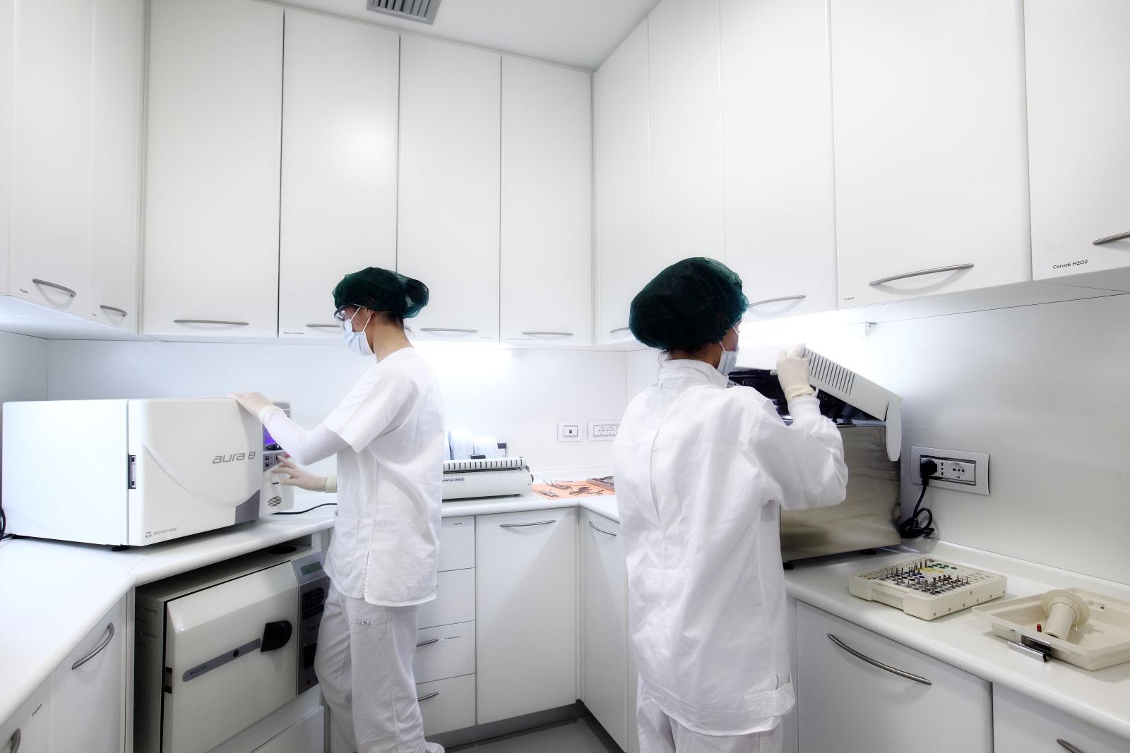 strudio-odontoiatrico-crea-sterilizzatori-macchinari